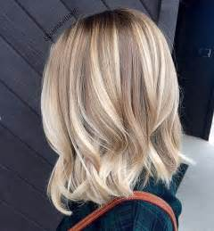 balayage on medium length hair 20 lovely medium length haircuts for 2017 meidum hair