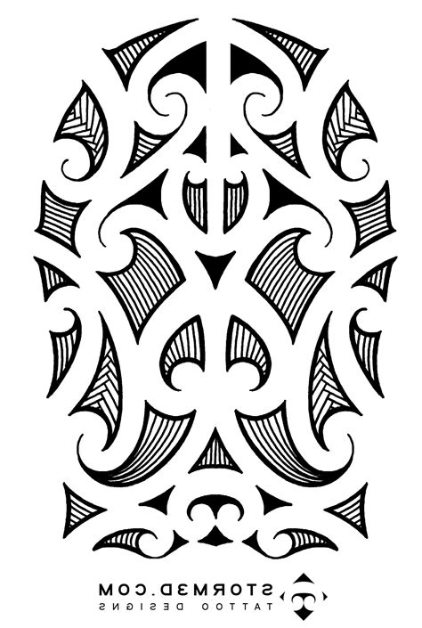 polynesian maori tribal tattoo cool tattoos bonbaden