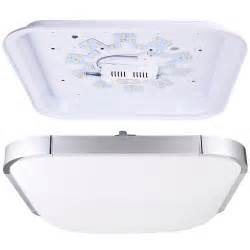 24w led ceiling light fixture led ceiling light flush mount fixture l bedroom kitchen lighting 24w 36w 48w ebay