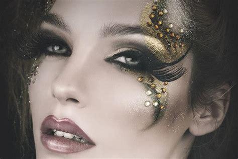 imagenes de ojos fantasia maquillaje carnaval de fantas 237 a las mejores ideas fotos