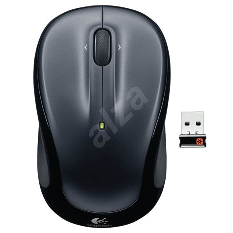Logitech M325 Wireless Mouse logitech wireless mouse m325 silver maus alza de