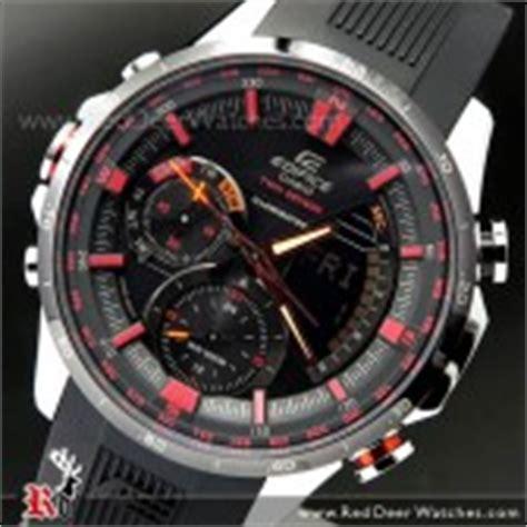 Casio Edifice Ef 520 Silver Combi Black Leather buy casio edifice 3 dials mens sport efr 535d 7a2v