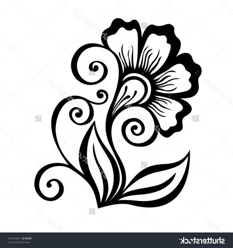easy floral designs cool easy drawing designs at getdrawings com free for