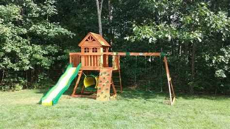 Backyard Discovery Outing 17 Best Images About New Playsets On 12