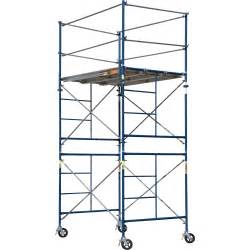 Sales And Scaffold Metaltech Saferstack Complete 2 Section High Tower