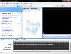 windows movie maker windows vista tutorial windows movie maker para windows 7 xp y vista espa 241 ol