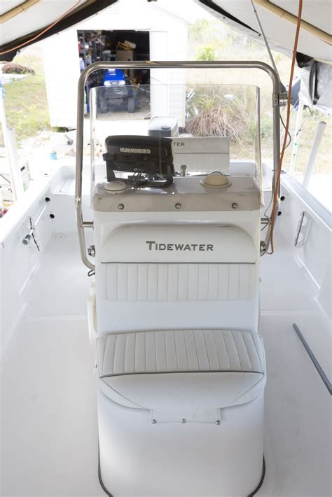 tidewater boats options sold tidewater baymax 1800 sold the hull truth