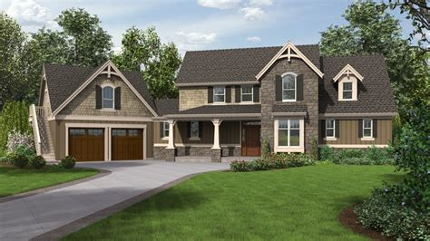 The Meaning Of Garage House Plan 22201 The Hartford Floor Plan Details
