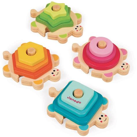 activity toys turtles wooden stacking activity educational toys planet