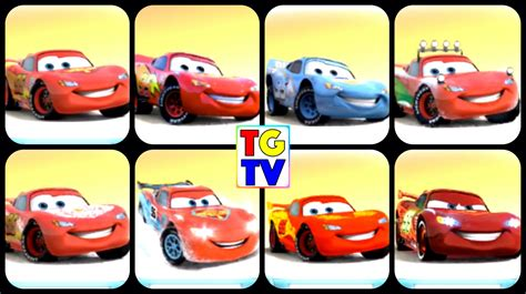 view all 25 cars lightning mcqueen paint neon cars fast as lightning