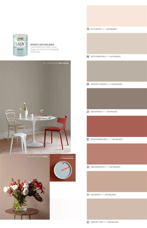 jotun balance interiors wall colors and walls