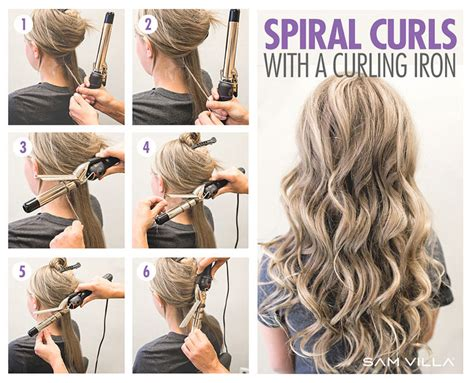 different ways to curl your hair with a wand how to curl your hair 6 different ways to do it bangstyle