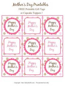 s day free printable gift tags or cupcake toppers