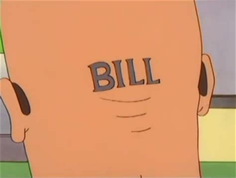 king of the hill tattoo be true to your fool king of the hill wiki fandom