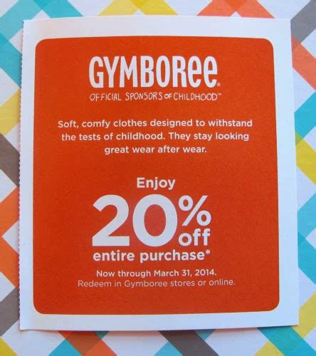 printable coupons for gymboree outlet gymboree coupons coupon code discount