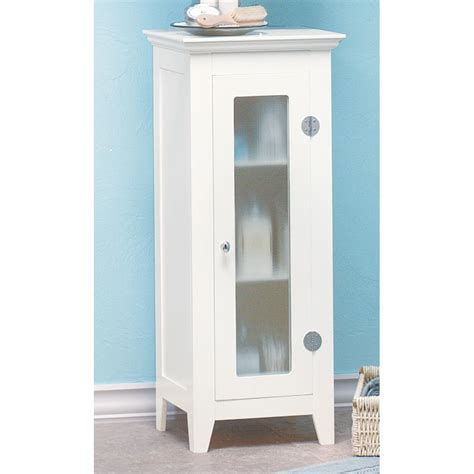 cheap white cabinet wholesale white antique style wood bathroom cabinet with glass door