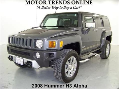 how to fix cars 2008 hummer h3 seat position control sell used alpha v8 chrome pkg sunroof leather htd seats 2008 hummer h3 41k houston texas in