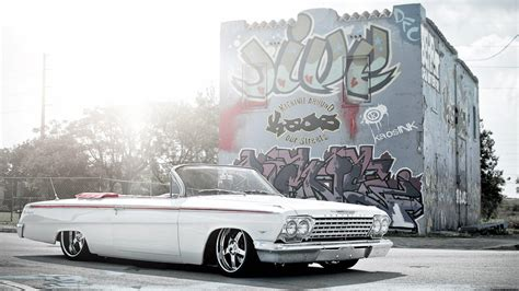 old school tv stands hd 1080p wallpaper background lowrider car wallpapers wallpaper cave