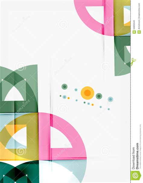 pattern background app semicircle triangle pattern stock vector image 56805543