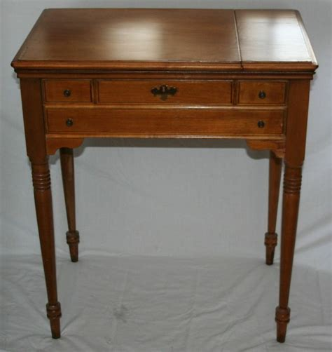 Sewing Tables And Cabinets by Beautiful Singer Maple Sewing Machine Cabinet Table 401