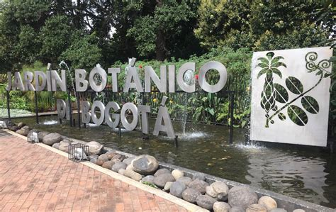 entrada jardin botanico bogota jard 237 n bot 225 nico un pulm 243 n de la naturaleza en bogot 225