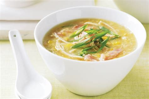 sopa urdu ingdrie ntes chicken and sweet corn soup