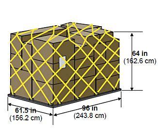 half pallet bringer air cargo