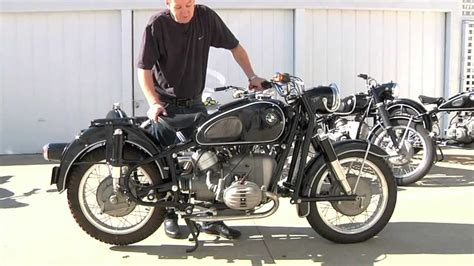 Bmw Motorcycle Youtube by Vintage Bmw Motorcycle Collection Youtube