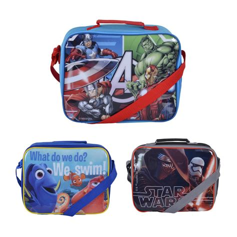 Lunch Bag Animal Island disney lunch bag school picnic carry coolbag lunchbox