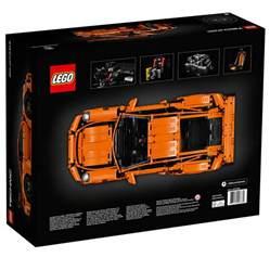 Porsche Lego Technic Lego Technic Porsche 911 Gt3 Rs The Awesomer