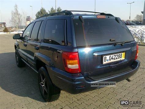 2001 Jeep Grand Road 2001 Jeep Grand Laredo 31 Td Lx Car Matas