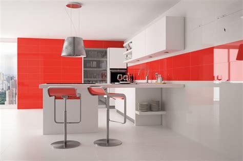 Imagenes De Cocinas Integrales Rojas | cocinas modernas blancas y rojas