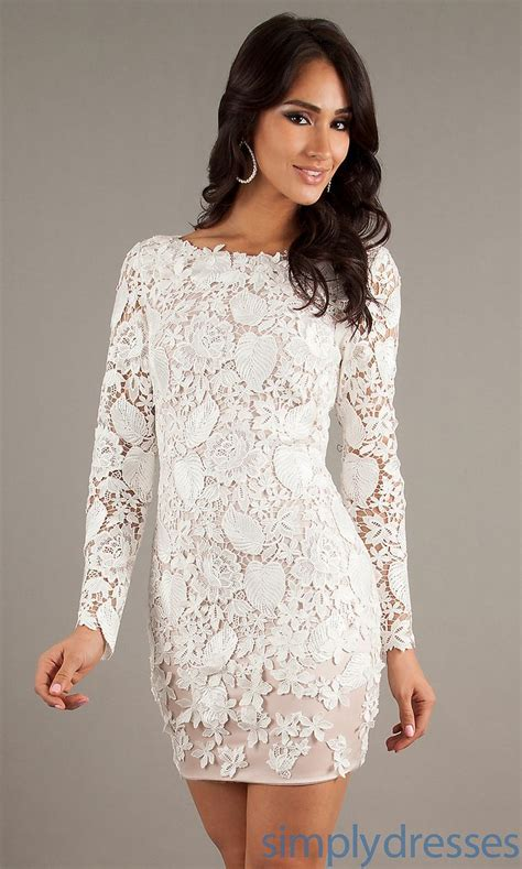 30580 Lace Dress White white lace dress kzdress