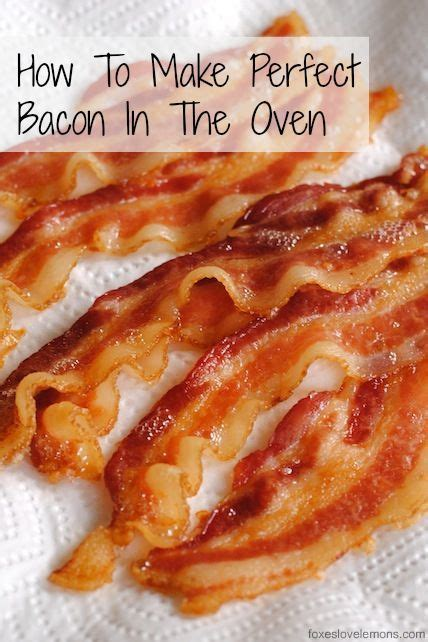 How To Make Bacon In The Oven With Parchment Paper - 17 best ideas about bacon in the oven on