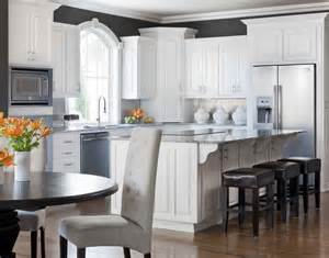 White Kitchen Cabinet Colors by Kitchen Paint Color Ideas With White Cabinets