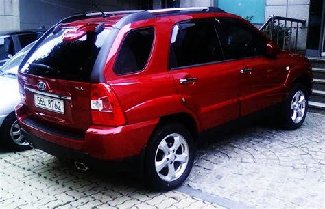 Kia 2009 Suv 2009 Kia Sportage Suv By Kia Motors On Deviantart