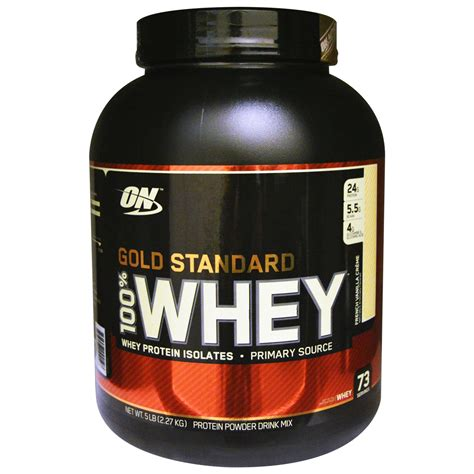 Whey Optimum Nutrition Optimum Nutrition Gold Standard 100 Whey Protein