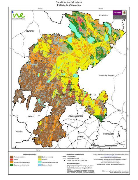 imágenes satelitales de zacatecas mapa fisico de zacatecas mapa f 237 sico geogr 225 fico