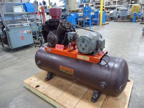 devilbiss  hp air compressor ac air