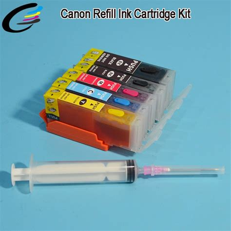 reset canon printer after ink refill new technology pgi 570 cli 571 cartridge with auto reset