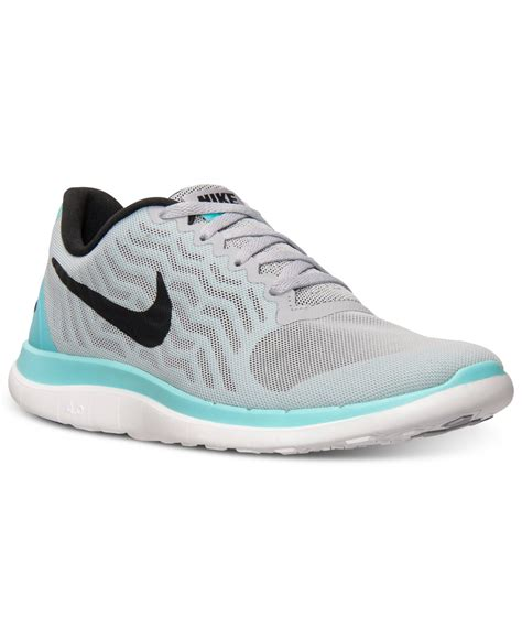 nike womans sneakers lyst nike s free 4 0 v5 running sneakers from