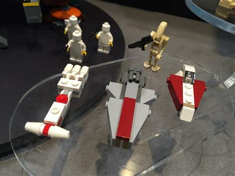 Calendrier X Fighters 2016 Le Calendrier De L Avent Lego Wars 2016