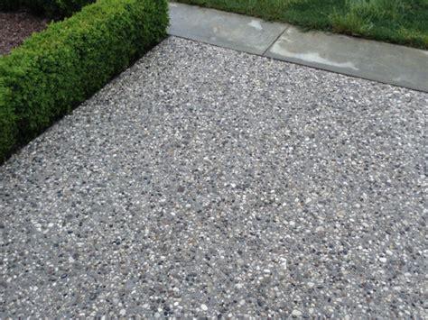 pavimentazione in ghiaia pavimentazione in calcestruzzo lavato effetto ghiaia i c