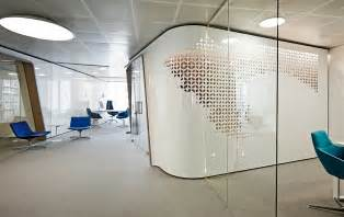 glass wall design office amazing textured wall for stylish office spaces