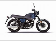 Brixton Glanville 250 und Saxby 250 Zweifach aufgedoppelt Kawasaki Motorrad