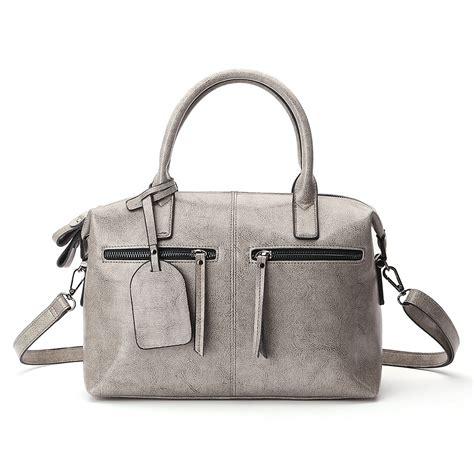 Tas Selempang Wanita Kulit tas selempang kulit wanita quality leather gray