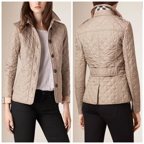 Burberry Quilted Jackets On Sale by 16 Burberry Jackets Blazers Nwt Burberry Brit