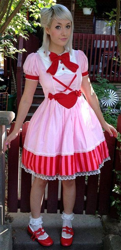 one of several punishment dresses i was forced to wear forced petticoat punishment pinterest