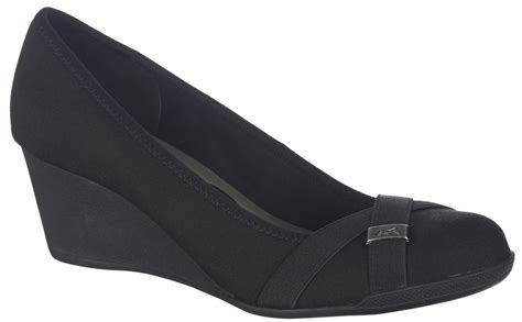 ak sport womens tabora wedge shoes ebay
