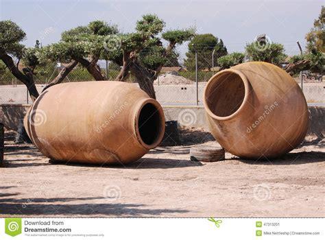 vasi giganti vasi giganti delle terraglie per la piantatura degli